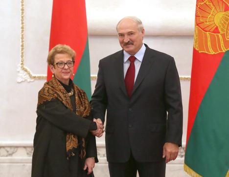 Лукашэнка разлічвае, што пазітыўная дынаміка ў дыялогу з ЕС прывядзе да поўнай нармалізацыі адносін