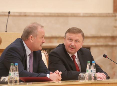 Кабякоў бачыць рэзервы для паляпшэння эканамічнай сітуацыі ў Беларусі