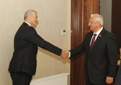 Мясніковіч: Беларусь адкрыта для дыялогу з місіяй ПАСЕ і высвятлення ўсіх пытанняў
