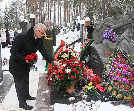 Святлоў: Мулявін стварыў адзін з найбольш вядомых культурных брэндаў Беларусі
