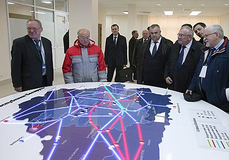 Амана: Супрацоўніцтва Беларусі і МАГАТЭ развіваецца вельмі інтэнсіўна