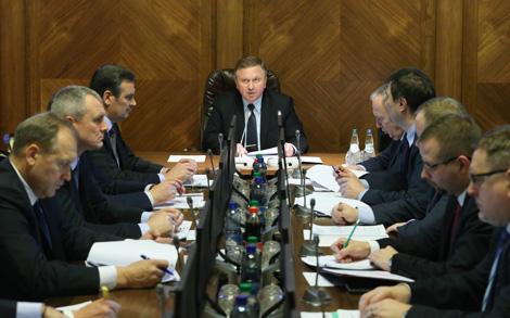 Кабякоў: Беларусь максімальна адказна падыходзіць да правядзення II Еўрапейскіх гульняў