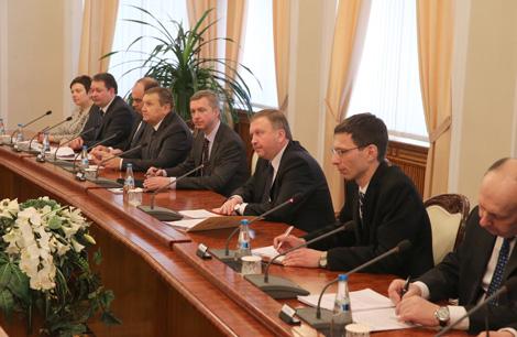 Вучыч: Сербія заўсёды будзе аказваць падтрымку Беларусі