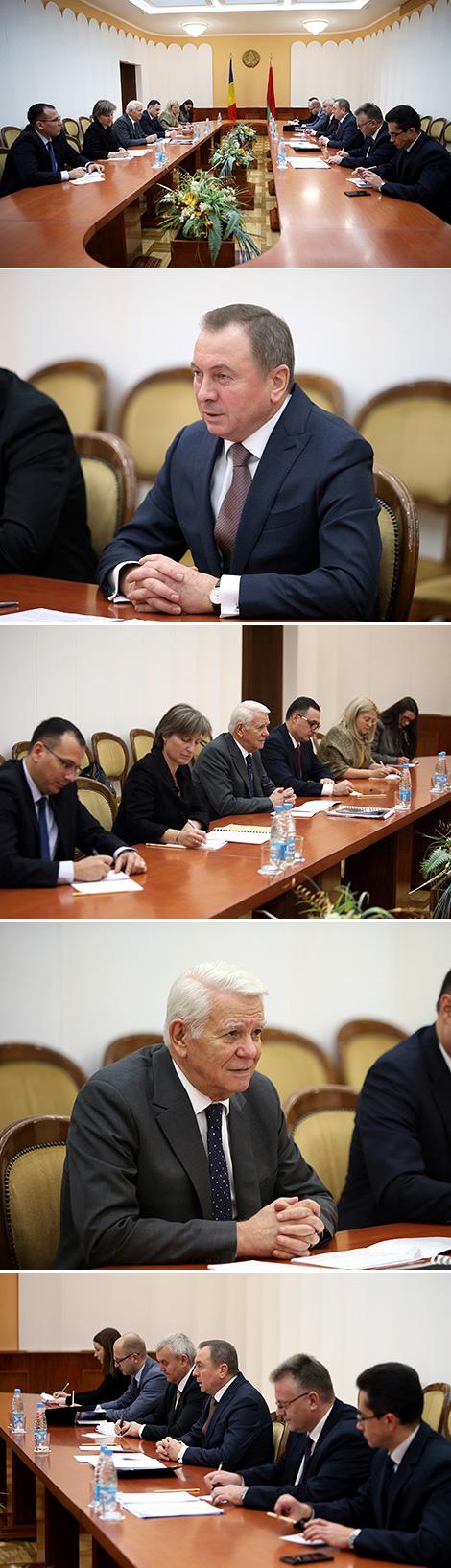 Макей: Краіны Еўрасаюза бачаць у Беларусі адкрытага і надзейнага партнёра