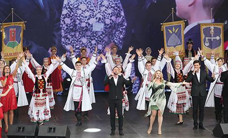 Качанава: Дзень беларускага пісьменства - падарунак жыхарам Рагачова на доўгія гады