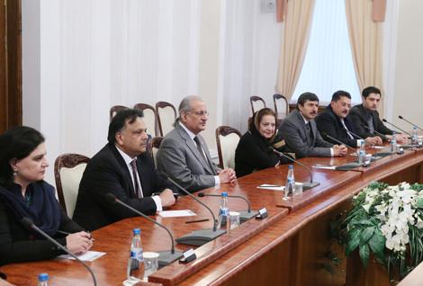 Кабякоў: Беларусь гатова будаваць у Пакістане любыя аб'екты і ствараць СП