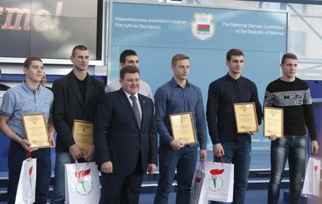 Дзмітрый Лукашэнка: Прэзідэнцкі спартыўны клуб уважліва сочыць за вектарам развіцця сусветнага спорту
