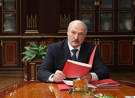 Лукашэнка арыентуе кіраўнікоў заўсёды зыходзіць з прынцыпу справядлівасці
