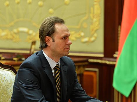 Сяргей Рэпкін назначаны рэктарам Беларускага дзяржаўнага ўніверсітэта фізічнай культуры