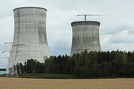 Намеснік гендырэктара па энергетыцы Еўракамісіі адзначае адкрытасць Беларусі ў пытаннях будаўніцтва АЭС