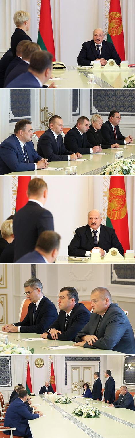 Лукашэнка: Кожны чалавек павінен мець магчымасць працаваць і зарабляць