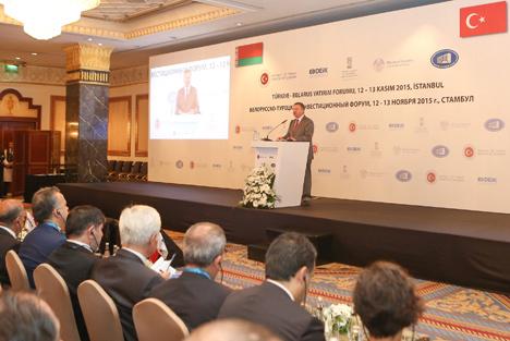 Кабякоў: Беларусь выбудоўвае адносіны з інвестарамі на міжнародных прынцыпах супрацоўніцтва