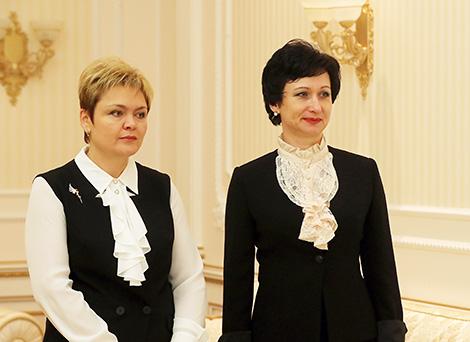 Лукашэнка ў будучым годзе мае намер удзяліць асаблівую ўвагу сустрэчам са студэнцкімі калектывамі