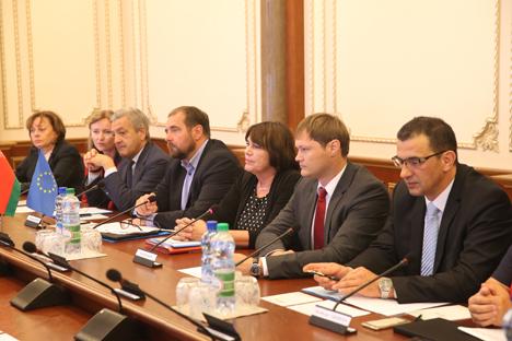 Андрэйчанка: Дыялог беларускага парламента і ПАСЕ выйшаў на новы ўзровень