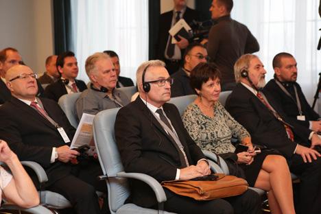 Беларуска-французскi міжрэгіянальны бізнес-форум