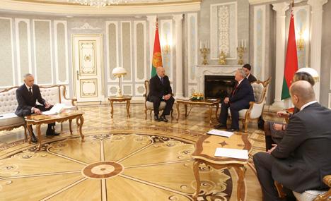 Лукашэнка: Ацэнка БДІПЧ АБСЕ выбараў нас не вельмі расчаравала, але і не асабліва ўзрадавала