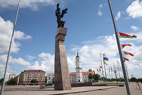 Лукашэнка патрабуе дабавіць глянцу і гармоніі ў горадабудаўнічы план Магілёва
