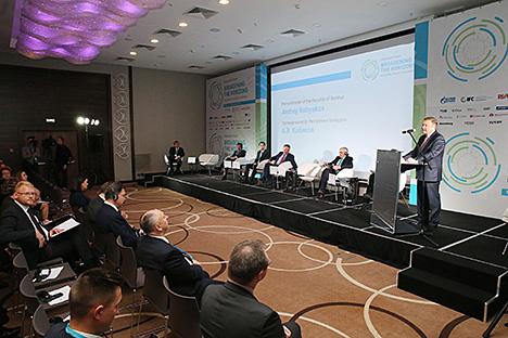 Кабякоў: Беларусь пераходзіць на новы ўзровень узаемадзеяння з міжнароднымі фінансавымі інстытутамі