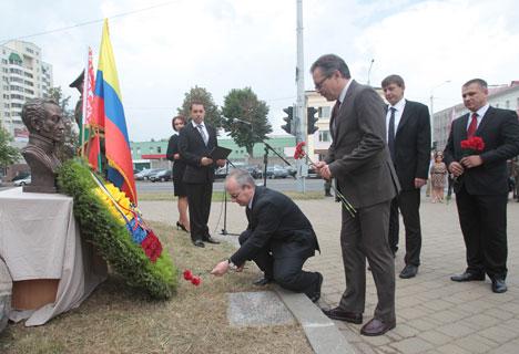 Эквадор робіць стаўку на беларускія тэхналогіі і веды