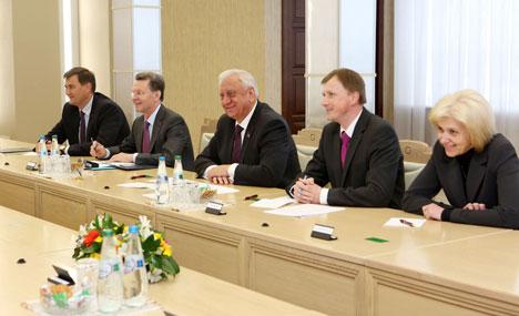 Пірс: Беларусы вельмі шчырыя і працавітыя людзі