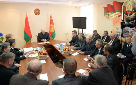 Лукашэнка: Беларусь прайшла вялікі шлях развіцця вёскі, уклаўшы ў яе за дзесяць гадоў $45 млрд