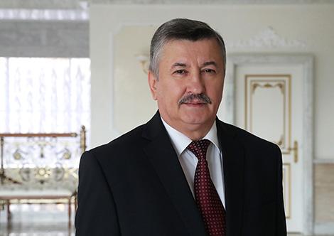 Міністр эканомікі Беларусі Уладзімір Зіноўскі