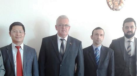 Фота Міністэрства адукацыі Беларусі