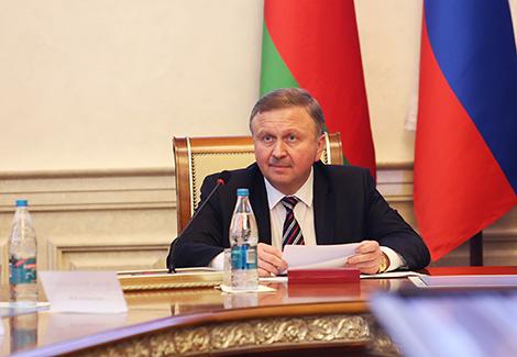Беларусь мае намер у бліжэйшыя гады павялічыць тавараабарот з Новасібірскай вобласцю да $500 млн