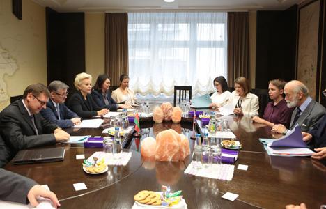 Зіноўскі: Беларусі важна падтрымка Вялікабрытаніі ў міжнародных фінансавых інстытутах