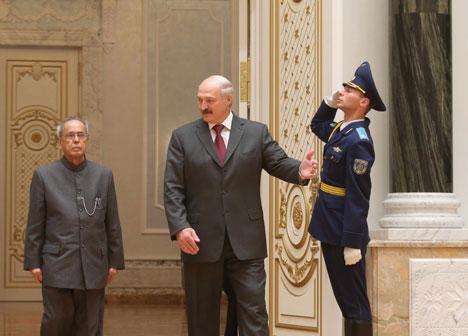 Беларусь і Індыя падпісалі дарожную карту супрацоўніцтва