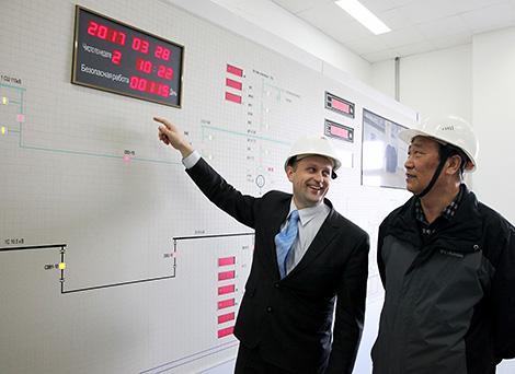 Кітай можа стаць інвестарам будаўніцтва ГЭС на Заходняй Дзвіне