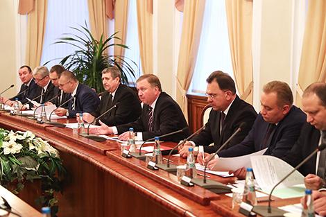 Беларусь і Калінінградская вобласць плануюць нарасціць тавараабарот да $500 млн