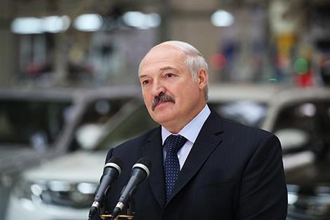 Лукашэнка: Указ па стымуляванні куплі айчынных аўтамабіляў выйдзе ў бліжэйшы час