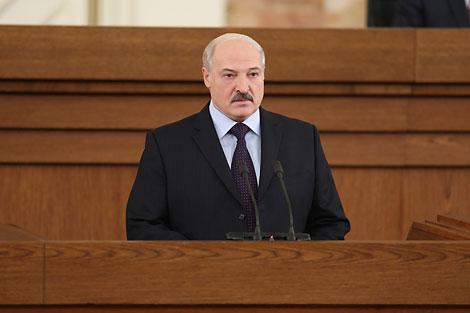 Лукашэнка: бягучы год набывае асаблівую значнасць у выкананні задач пяцігодкі