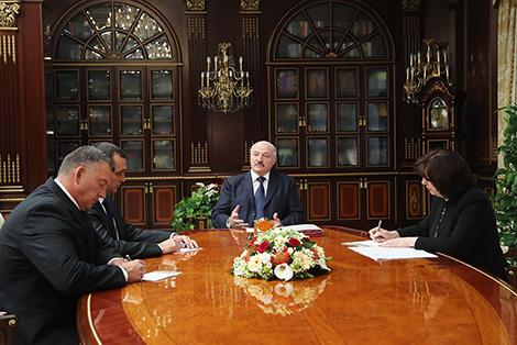 Лукашэнка назначыў памочнікаў па Мінскай і Віцебскай абласцях
