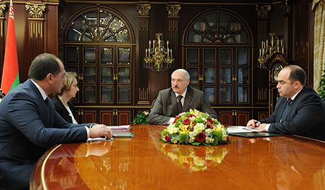 """Лукашэнка: Беларусь гатова супрацоўнічаць з """"Уралкаліем"""", але інтарэсы краіны павінны быць захаваны на 200 працэнтаў"""