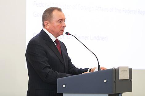 Беларусь разлічвае ў бліжэйшы час узгадніць з ЕС прыярытэты партнёрства да 2020 года