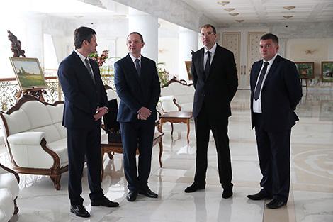 Лукашэнка: БДУ па сваім змесце павінен адпавядаць чаканням абітурыентаў