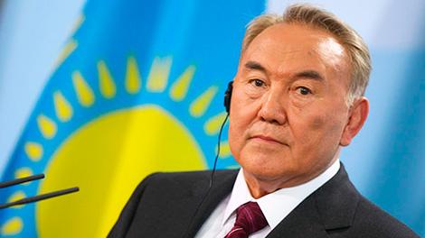 Візіт Назарбаева ў Беларусь запланаваны на 29-30 лістапада