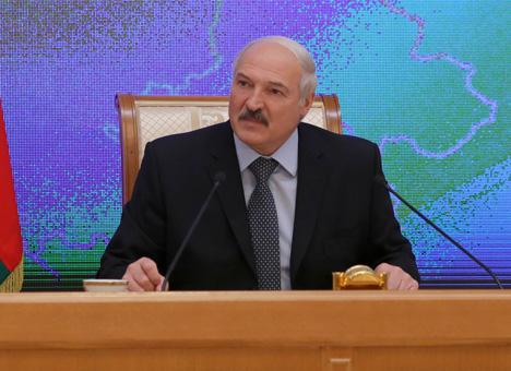 Лукашэнка: Беларуска-расійскія адносіны маюць магчымасць выйсці на якасна новы ўзровень