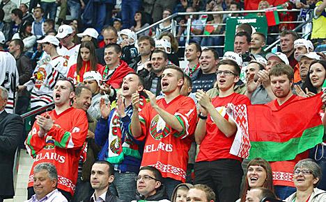 Беларусь - Германия - 5:2