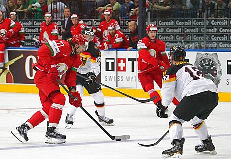 Матч Беларусь - Германия