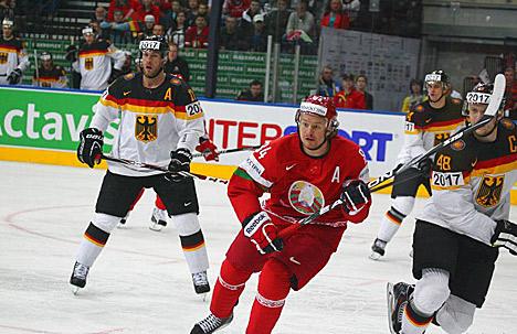 Belarus vs Germany