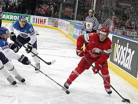 Belarus vs Kazakhstan