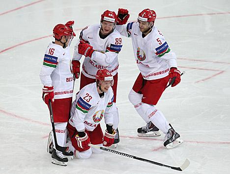 Switzerland vs Belarus – 3:4