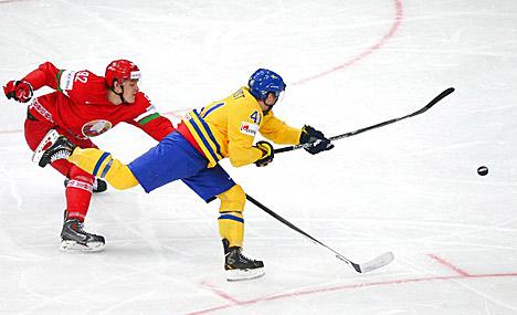 Беларусь - Швецыя