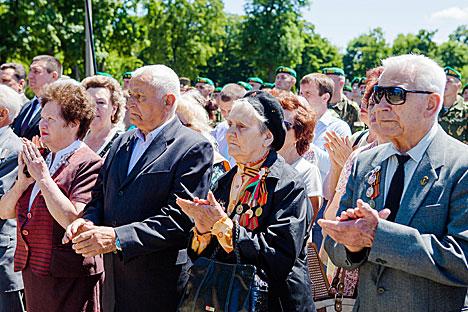 Armenian memorial cross unveiled in Belarusian Brest