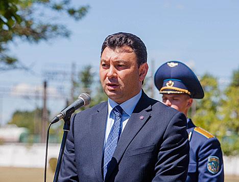 Chairman of the National Assembly of Armenia Eduard Sharmazanov
