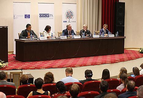 Наблюдатели ОБСЕ благодарят Беларусь за приглашение и созданные условия для работы
