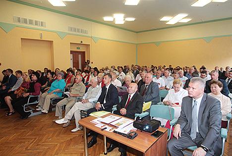 Коммунистическая партия Беларуси выдвинула 59 кандидатов на депутатские кресла в парламент